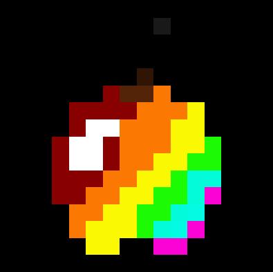 The Rainbow Apple | Minecraft CreepyPasta Wiki | FANDOM