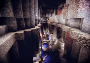 The Ravine that almost terminated my Mojang account | Minecraft