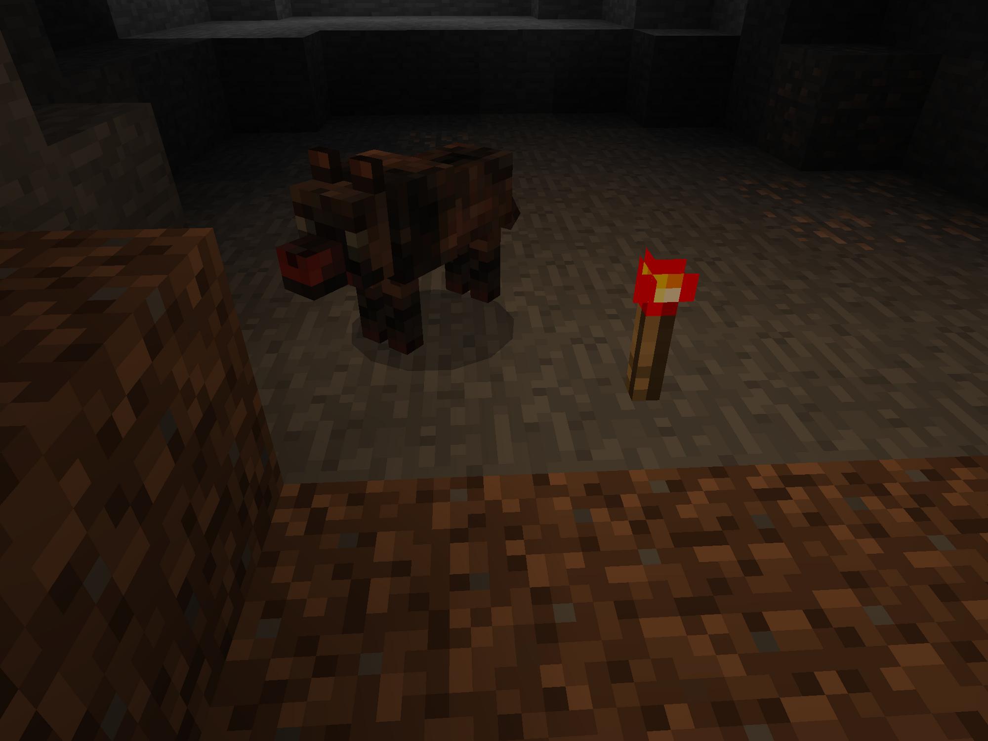 Burn W0lf | Minecraft CreepyPasta Wiki | FANDOM powered by Wikia