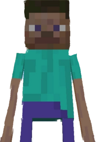 Very Very Very Very Very Very Tall Steve Minecraft Creepypasta