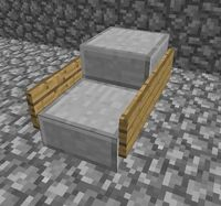 Miner's recliner