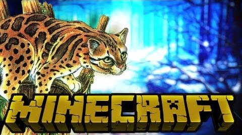 MINECRAFT Jaguatiricas me Amam - Legendary Beasts 1