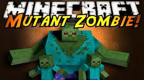 Minecraft Mod Showcase MUTANT ZOMBIES!