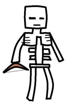 Skeleton template remake