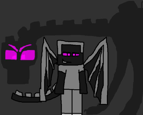 File:Ender steve and dragon.png