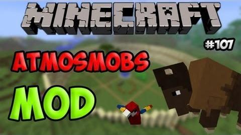 Ep. 107 AtmosMobs Minecraft Mod Showcase