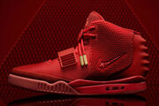 The Air Yeezy 2 Red Octobers
