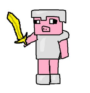 Pig soldier