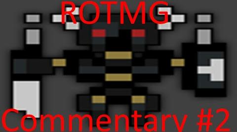 ROTMG-Puppet, Godlands, and (almost) a UDL