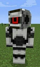 Minecraft Robot