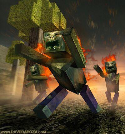 Minecraft DaveRapoza 1