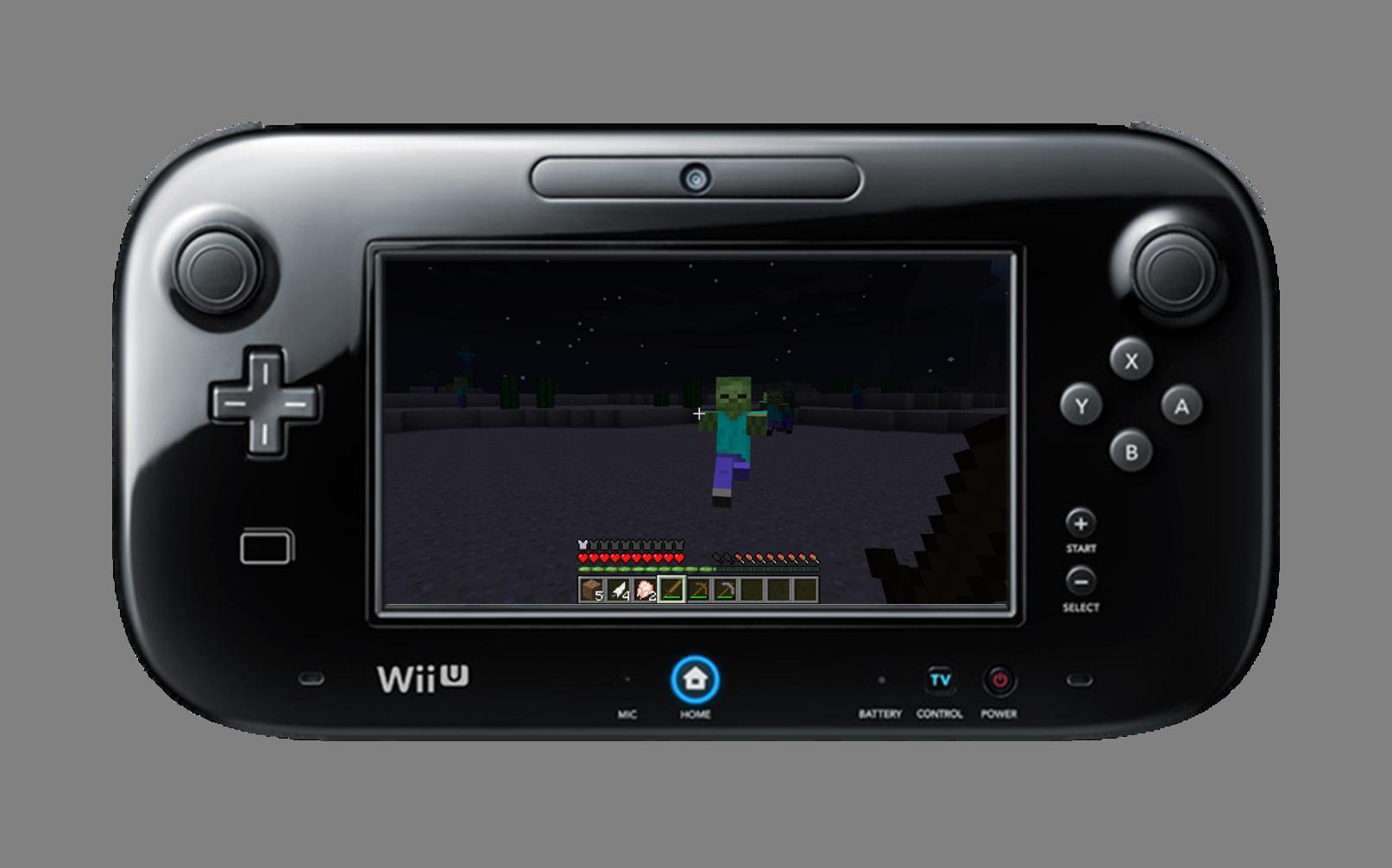 Minecraft Wii U Edition Minecraft Fanon Wiki Fandom Powered By Wikia