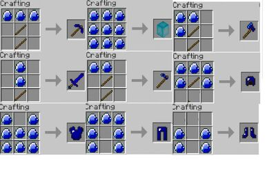 Sapphire use