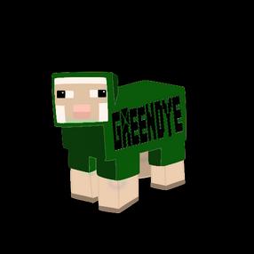 Green Dye Logo