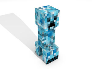 Blue Multi-Color Creeper