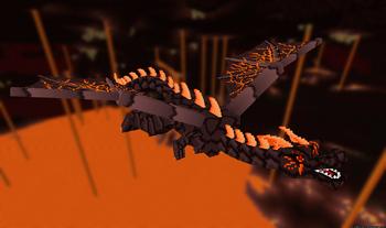 Nether dragon NOOB