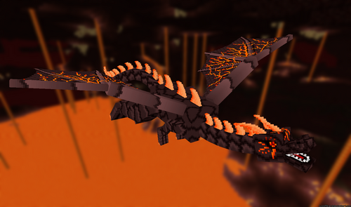 Nether dragon NOOB