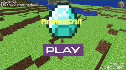 Como seria o Minecraft lançado os anos 70 e nomeado o PinwheelCraft