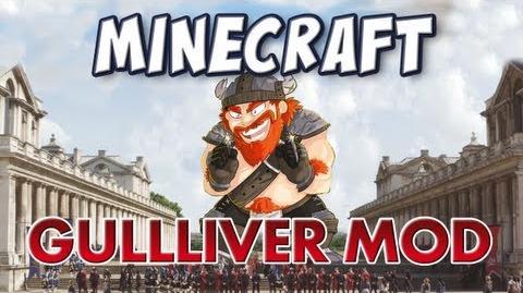 Minecraft Gulliver Mod