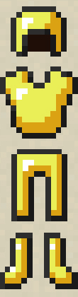 GOLDARMOR(icon) by KhuseleN