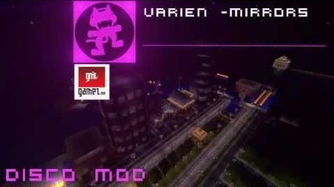 Disco mod Preview (Minecraft 1.2.3)