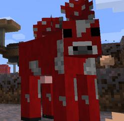 Mushroom cow