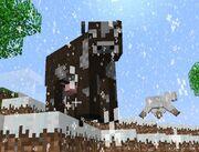 Minecraft-Cow-Cube