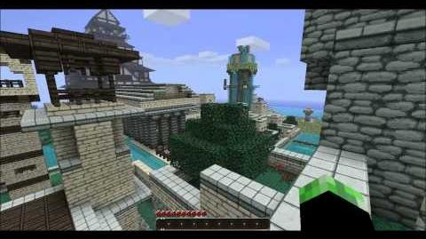Minecraft Wonders Ep 7 Atlantis City (Reupload due to copyrights)