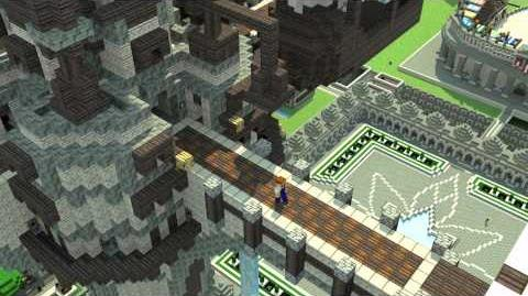 Minecraft server- the golden city