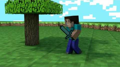 Minecraft PSA Don't Kill Pigs. (Animation)
