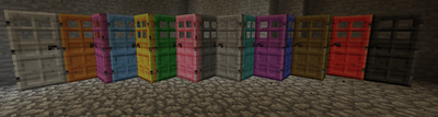 ColoredDoors