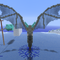 Ice dragon (Shrunken)