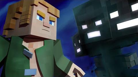 """Find the Pieces"" - A Minecraft Original Music Video"