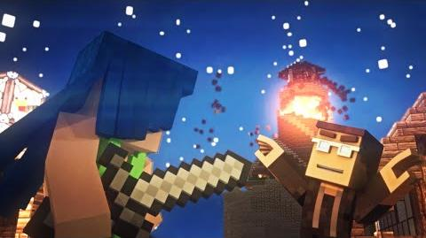 """♫ """"Griefer (You're Such A Troll)"""" - The Minecraft Song For Girl Gamers"""