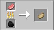 Cocinando chuleta