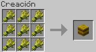 Creacion del fardo de trigo