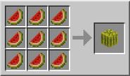 Creacion del melon