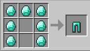 Creacion pernera de diamante