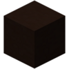 Arcilla tintada de negro