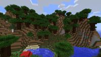 Bosque techado M