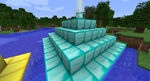 Piramide para el faro poder terciario