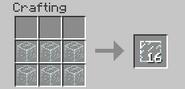 Crafteo Paneles de Cristal
