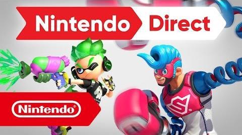 Nintendo Direct - 13.04.2017