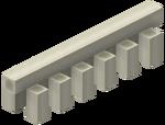 Espina fósil 1