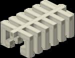 Espina fósil 3