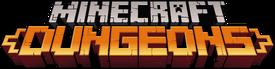 Minecraft Dungeons logo