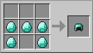 Creacion casco de diamante