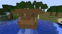 Cabaña de bruja