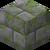 Ladrillo piedra musgosa
