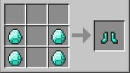 Creacion botas de diamante
